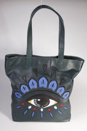 Kenzo Tote Eye Bag Green II