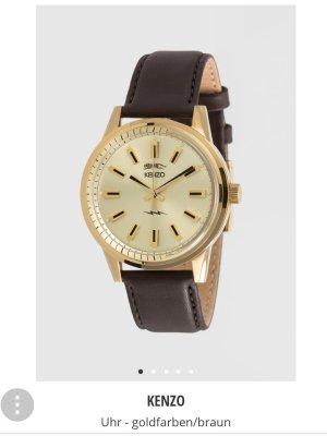 Kenzo Uhr originalverpackt, edles Design
