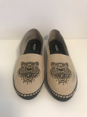 Kenzo Slip-on Shoes beige