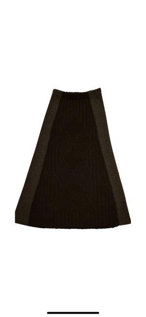Kenzo wool knitwear skirt