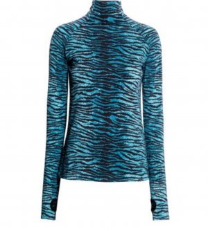Kenzo X H&M Sweatshirt in Blau, 42 Neu mit Etikett