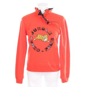 Kenzo x H&M Sweatshirt in Orange Gr. S  -  NEU  -