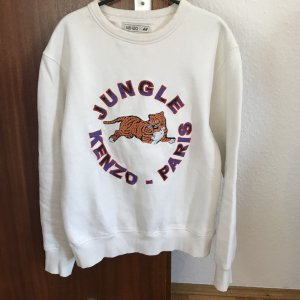 Kenzo H&M Sweatshirt multicolore coton