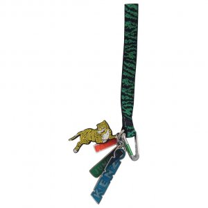 Kenzo H&M Porte-clés multicolore coton