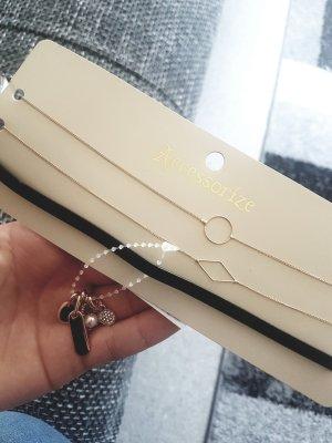 Accessorize Necklace black
