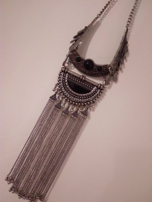 Collana talpa-argento