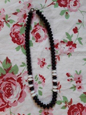 Chain wit-zwart