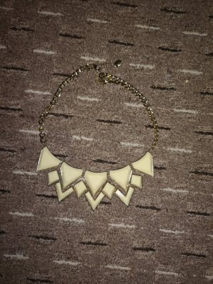Collar color oro