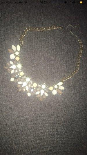 Bijou Brigitte Necklace gold-colored-silver-colored