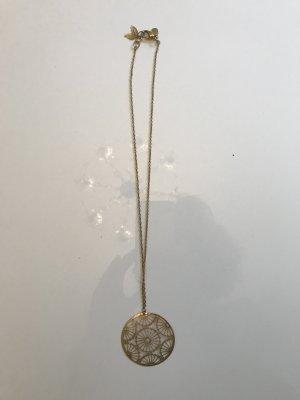 David Aubrey Chaîne en or doré