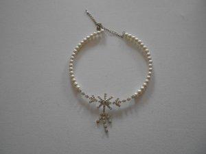 Chain wit-zilver