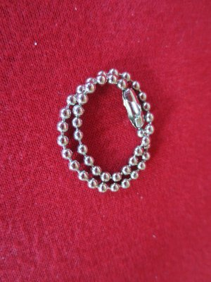 Kette - Gliederkette - Ring