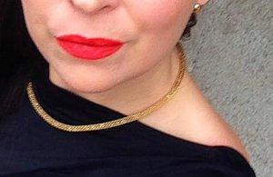 Cadena de oro color oro oro verdadero