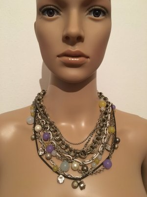 Mango Premium Collier Necklace multicolored