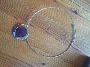 Bijou Brigitte Necklace dark violet