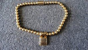 Collana oro-sabbia