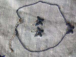 Chain lilac metal
