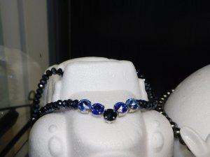 100% Fashion Collier de perles multicolore