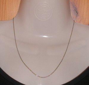 Silver Chain silver-colored