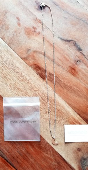 Moss Copenhagen Necklace sand brown