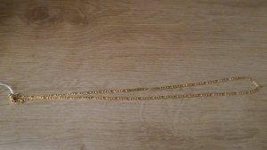 Kette neu 18 K vergoldet 50 cm