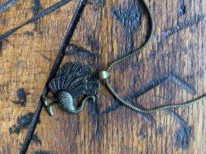 Key Chain bronze-colored