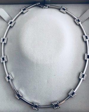 Pierre Lang Collar color plata acero inoxidable