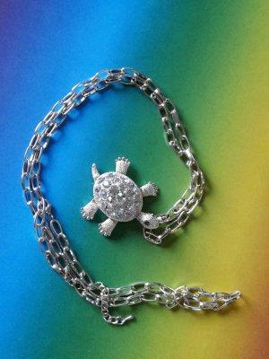Kette Schildkröte Edel