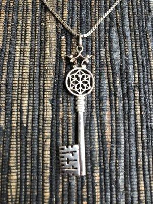 Kette Schlüssel (Silber)