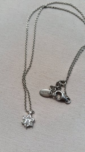 Kette Silber Esprit Zirkonia Anhänger
