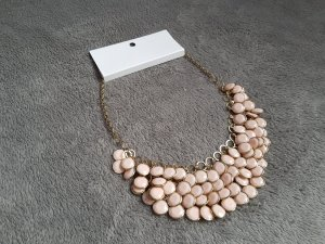 H&M Statement Necklace multicolored metal