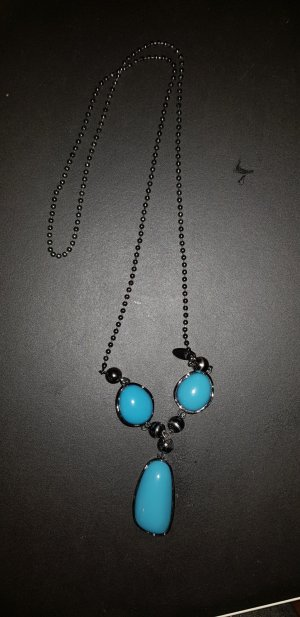 Street One Necklace petrol