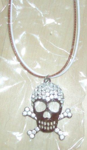 Kette Totenkopf - Skull - Neu