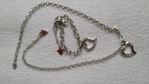 Guess Collier argenté