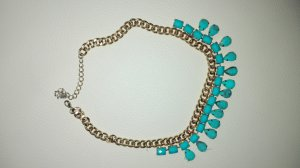 Accessorize Necklace turquoise