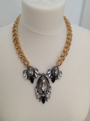 Anton Heunis Necklace sand brown-anthracite