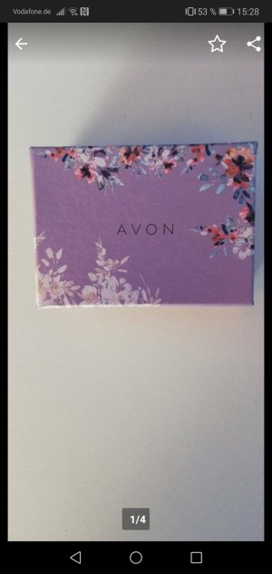 Avon Chain silver-colored