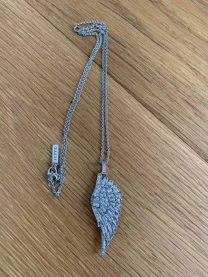 Jette Necklace silver-colored