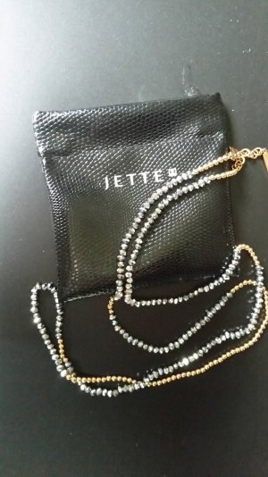 Kette von Jette, silber/rosegold