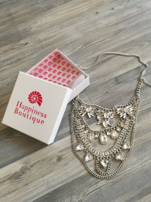 Happiness Boutique Chain zilver