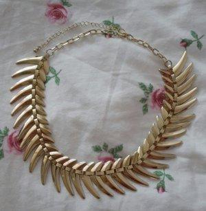 Primark Chaîne en or doré