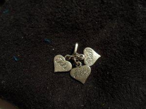 Pendente argento Metallo