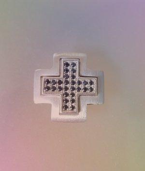 ❤Kettenanhänger Kreuz 925 Silber❤ WIE NEU