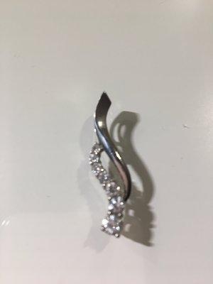 Kettenanhänger silber mit Steinen