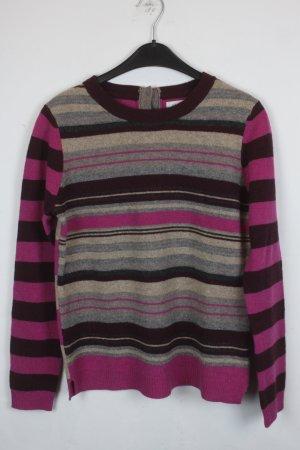 KEW 159 Strickpullover Pullover Gr. L gestreift (18/9/014)