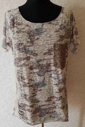 Key Largo Camouflage Shirt Gr. L