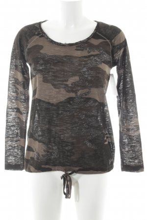 key largo girls Longsleeve Camouflagemuster Casual-Look