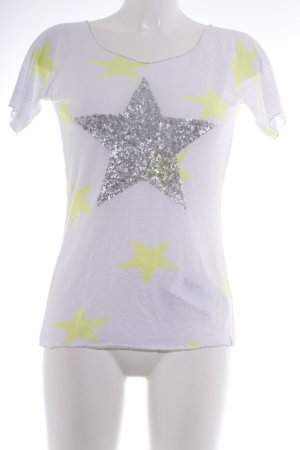 key largo girls Strickshirt Sternenmuster Casual-Look