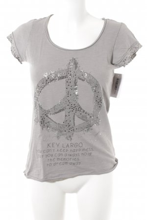 key largo girls T-Shirt Motivdruck Casual-Look
