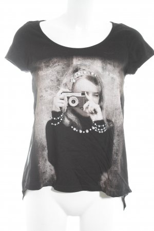 key largo girls T-Shirt schwarz Casual-Look